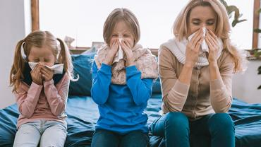 3-women-in-different-ages-having-flu