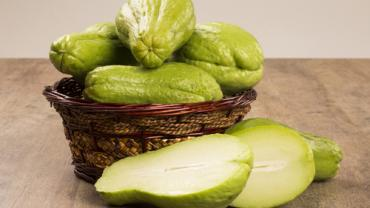 Tired Of Cauliflower Consider Chayote For Low Carb Dishes
